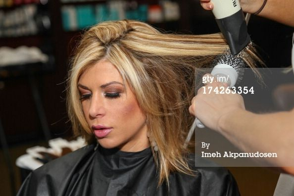 real housewifes alexis bellino hair | The Real Housewives Of Orange County Star Alexis Bellino Visits A Hair ...