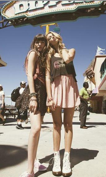 I wish summer were here so I could wear cute skirts