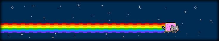 Happy st Birthday Nyan Cat by Joe Miller Things I like