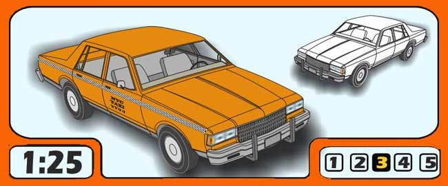 Chevrolet Caprice Taxi Paper Car Free Vehicle Paper Model Download - http://www.papercraftsquare.com/chevrolet-caprice-taxi-paper-car-free-vehicle-paper-model-download.html#125, #Caprice, #Car, #Chevrolet, #ChevroletCaprice, #PaperCar, #TAXI, #VehiclePaperModel