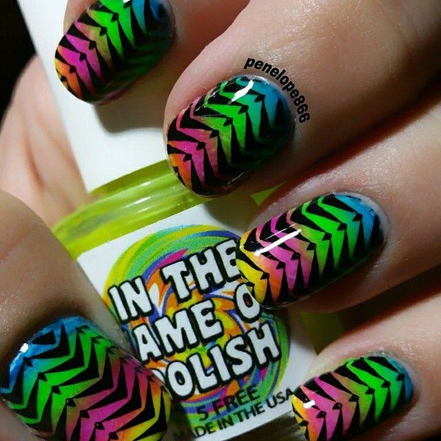 83 best Moyou London(Illusion) - Stamping Nail images on Pinterest ...