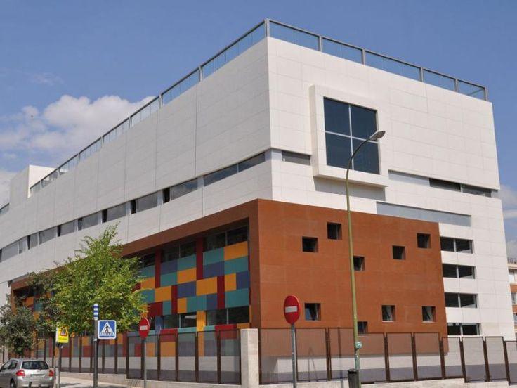EDIFICIO DOTACIONAL COLEGIO SAGRADO CORAZÓN | ULMA Architectural