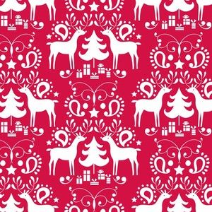Maude Asbury - Treelicious - Rudolph in Red- available in June