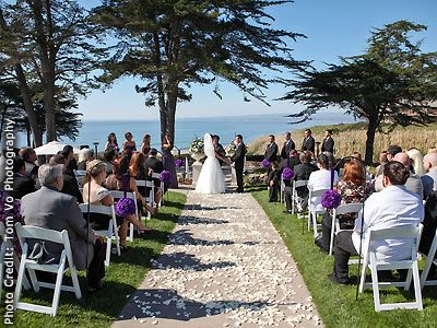 Seascape Beach Resort Santa Cruz Wedding Locations Rehearsal Dinner 95003 Weddings Pinterest