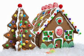 The youngest one is requesting a gingerbread house kit.  You're never too old for a gingerbread house!