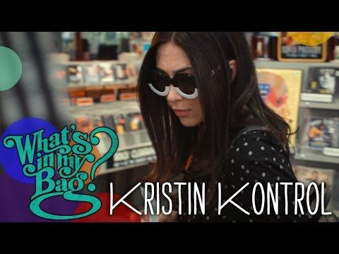 Kristin Welchez, formerly Kristin Gundred aka Dee Dee of the Dum Dum Girls is going solo and calling the project Kristin Kontrol