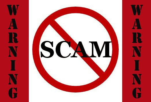 Be vigilant with online sweepstakes... phishing for information and ultimately even identity theft.