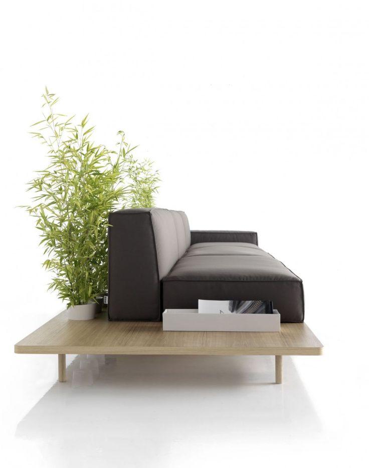 The MUS Sofa by Francesc Rifé for KOO International.
