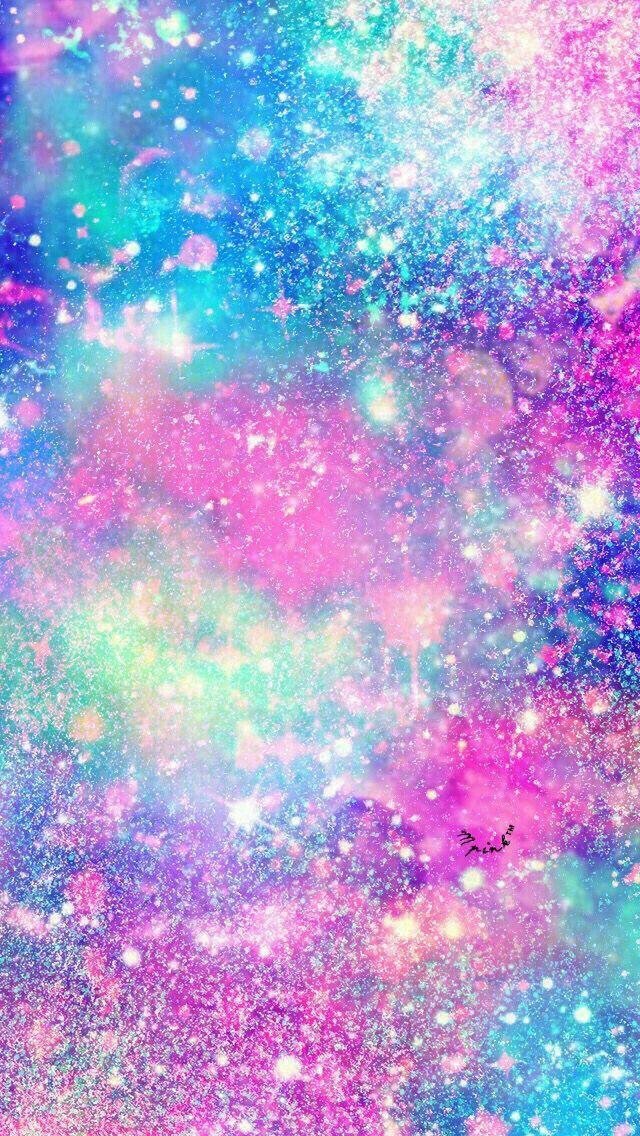 Pin By Esdeath Kun On W A L L P A P E R S Galaxies Wallpaper Galaxy Wallpaper Glitter Wallpaper