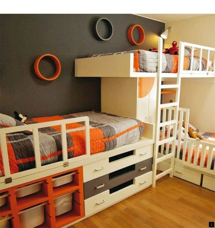 56 Unique Bunk Bed Design Ideas For Your Kids Bunk Bed Plans