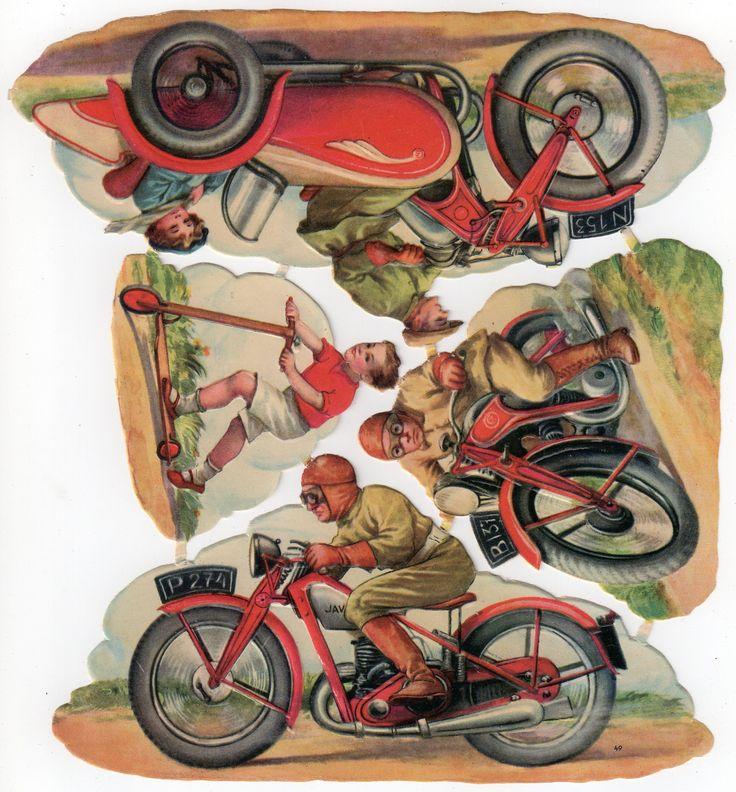 arch - fy JAWA - Czechoslowakia 1930 My personal collection