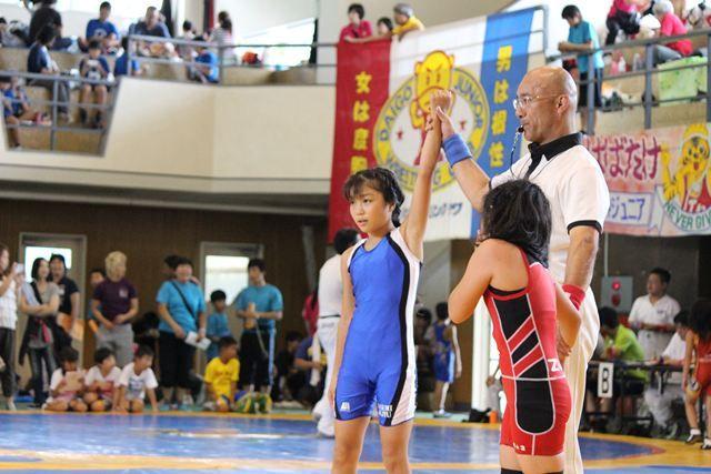 9/2 会津たじま少年少女レスリング大会 - ジュニアレスリング 霞ヶ浦アンジュスポーツクラブ