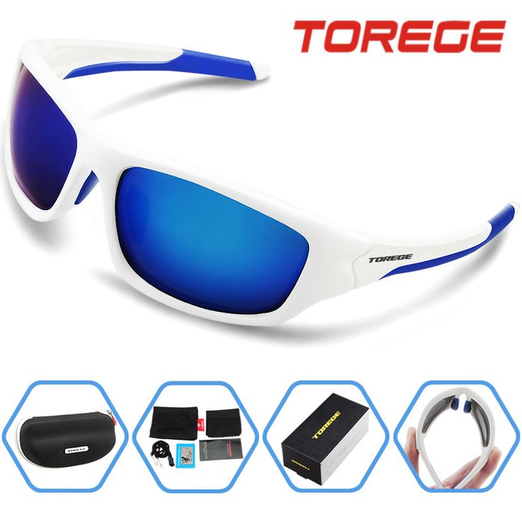 TOREGE Oculos Ciclismo anti-UV400 TR90 Glasses Eyewear Gafas Ciclismo Bicycle Sports Cycling Sunglasses Men TR011