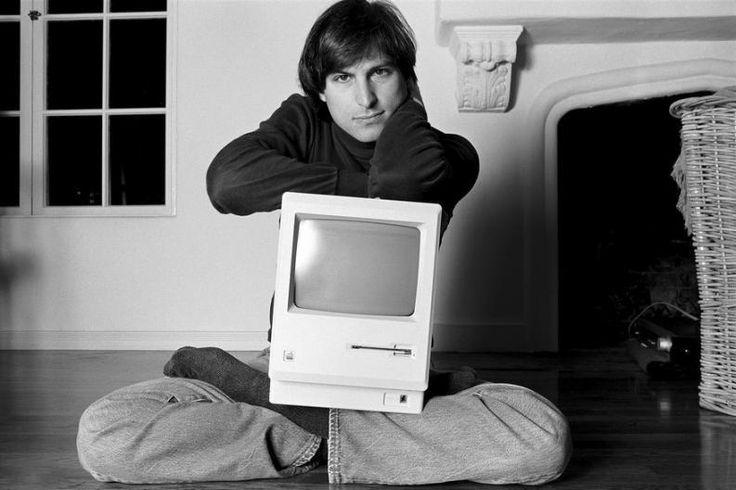 Steve Jobs   Forrás: boredpanda.com