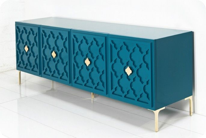 coral teal dining room | new products | ModShop Style :: Modern Furniture Store Blog