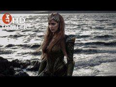 Aquaman Movie - 2018 Teaser Trailer - Jason Momoa, Amber Heard