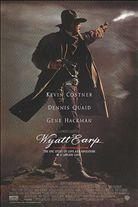 Wyatt Earp (1994). Starring: Kevin Costner, Dennis Quaid, Gene Hackman, Mark Harmon, Catherine O'Hara, Tom Sizemore, JoBeth Williams and Mare Winningham