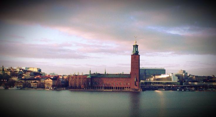 Stockholm City Hall...