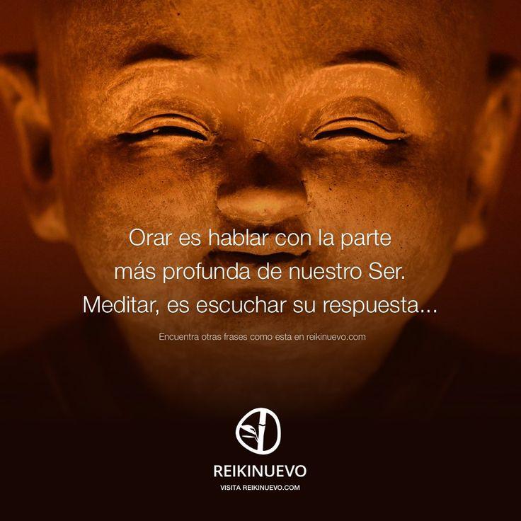 Orar y meditar http://reikinuevo.com/orar-meditar/