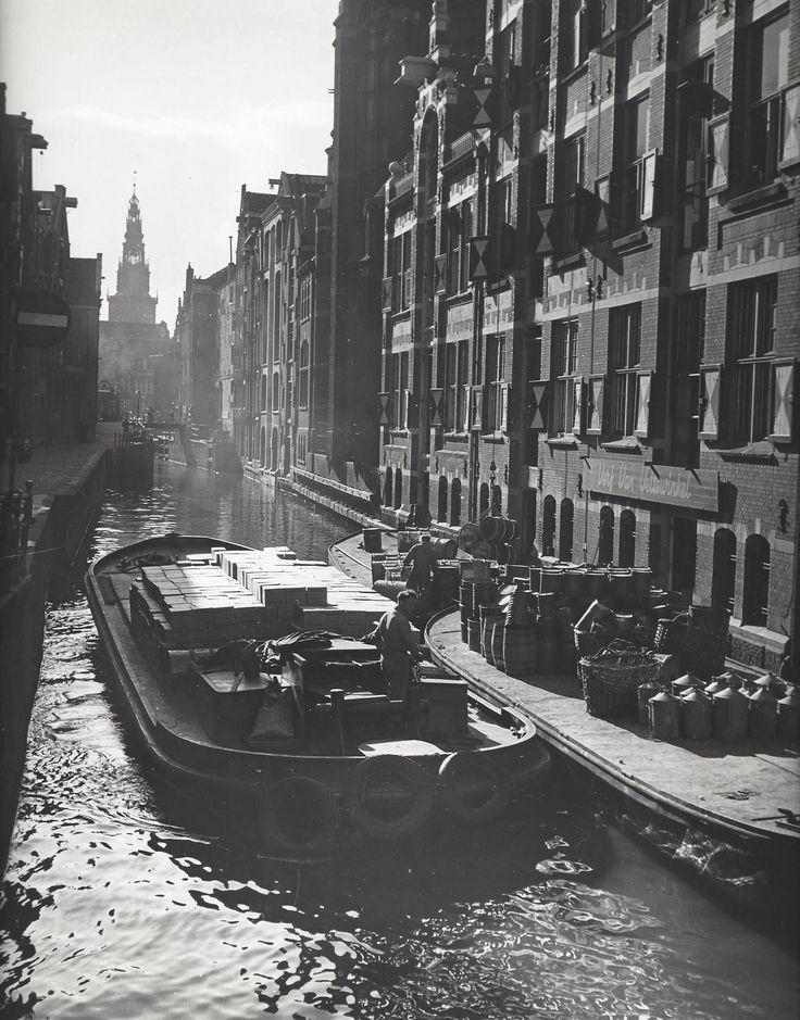 Kees Scherer     Amsterdam 1954