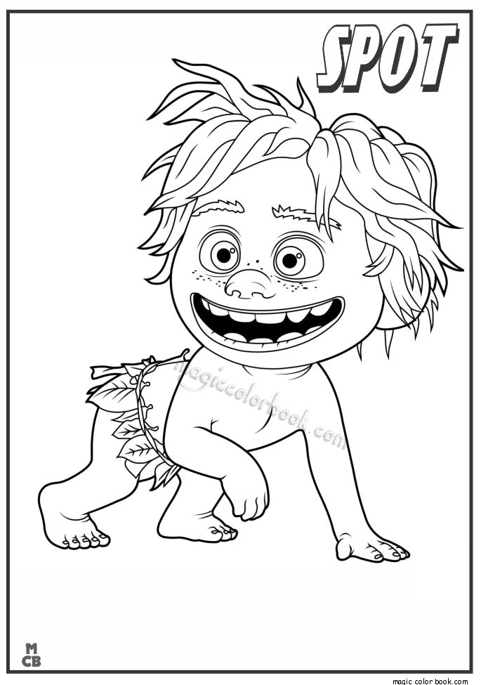 disney dinosaur coloring pages - photo#17