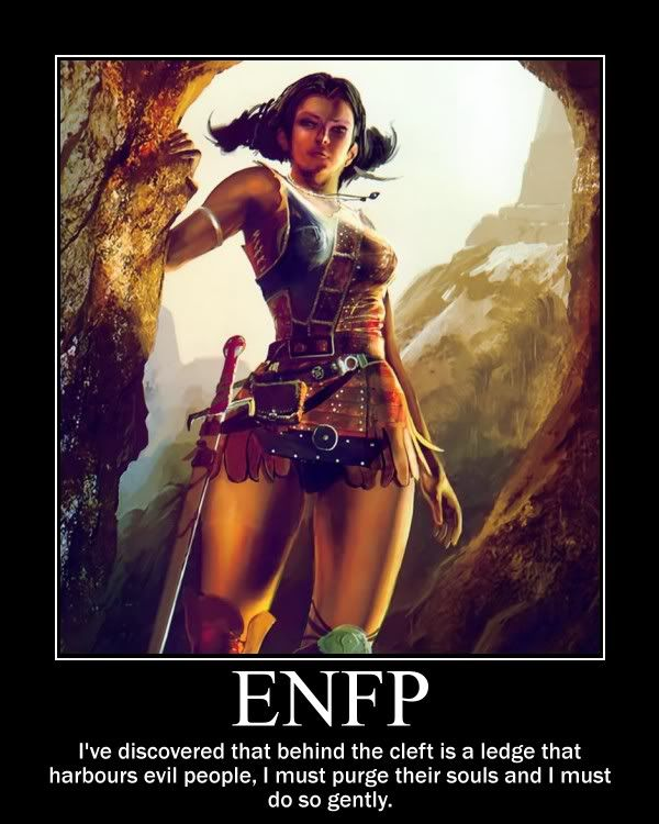 Image result for ENFP female memes