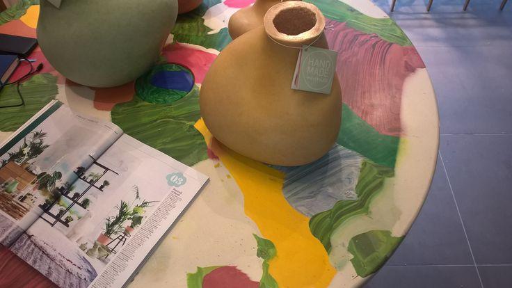 Make&Mold Sculpt vases | @Mobillia | Elle magazine, Kweek School | Handmade Industrials