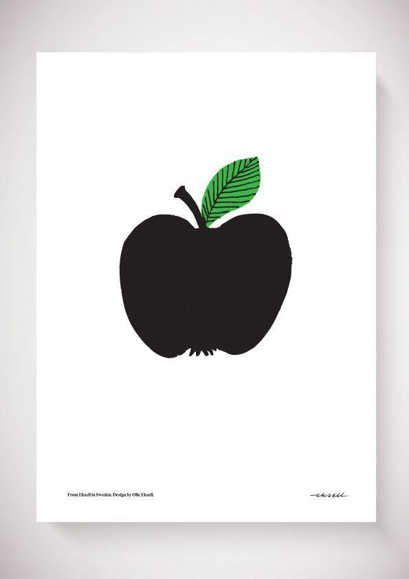 Black Apple Olle Eksell