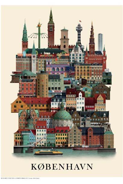 Plakat København