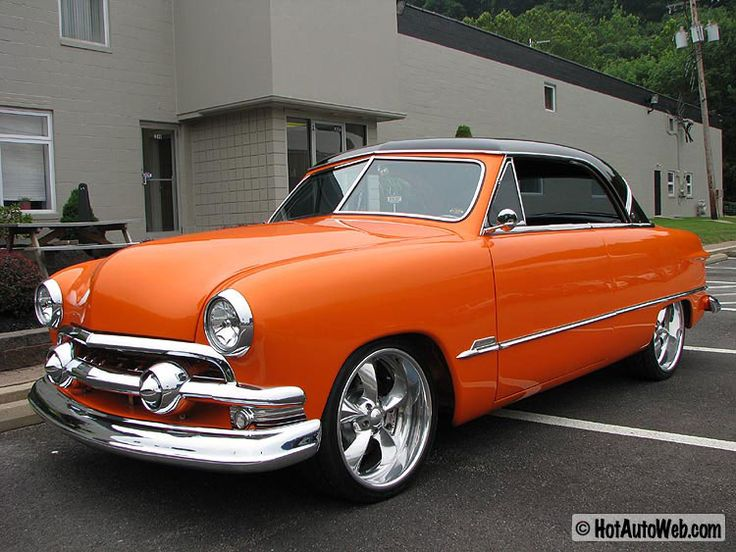 1951 Ford Victoria Hard Top..Re-pin..Brought to you by #CarInsurance at #HouseofinsuranceEugene