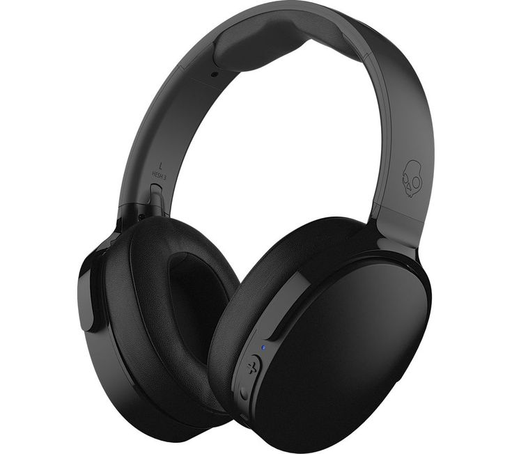 Buy SKULLCANDY Hesh 3 Wireless Bluetooth Headphones - Black, Black Price: £99.99 Top features: - Connect wirelessly and enjoy all your favourite tracks with no cables - Up to 22 hours of battery life and a backup AUX cable so you can always keep listening - Foldable earcups means you can travel easy and safely - Refined premium acoustics with custom tuned 40 mm drivers for a great sound...