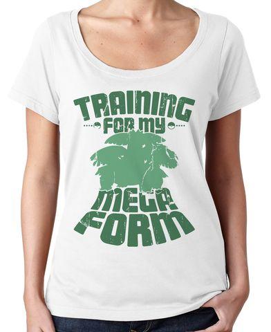 Training For My Mega Form, Venasaur