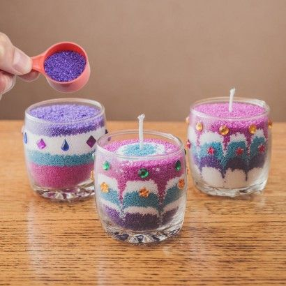 Wax Candle Making Kit