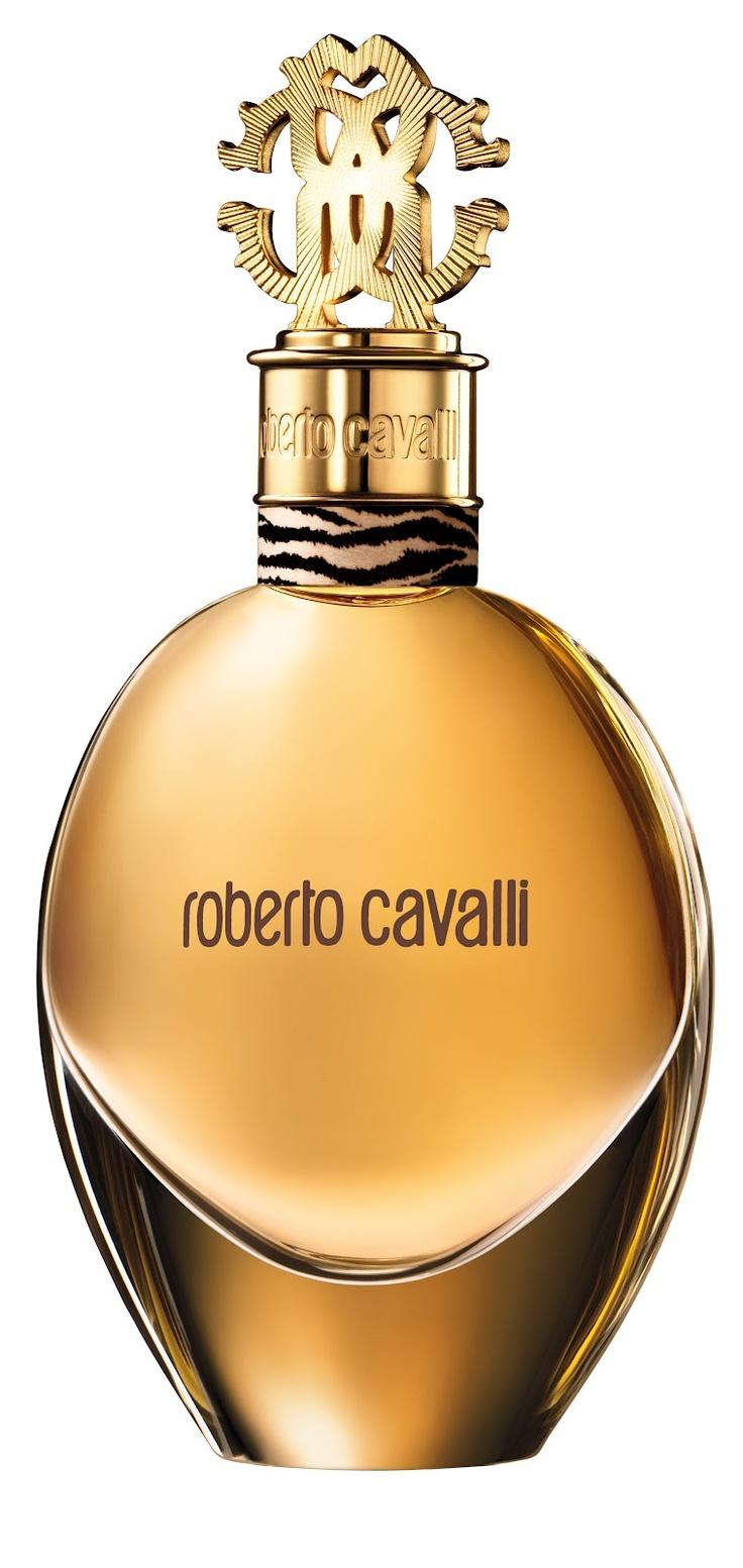 Fashionista Smile: Fashion, Beauty and Style: L'oro è gioia e vita: Roberto Cavalli Profumo