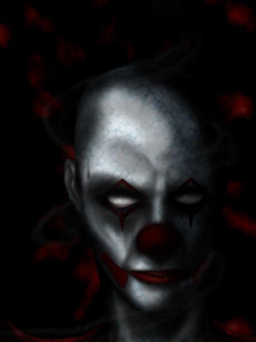 Asshole Clown by milkfork.deviantart.com on @DeviantArt