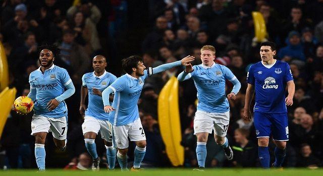 3 Pemain Kunci Manchester City vs Everton (Liga Inggris)