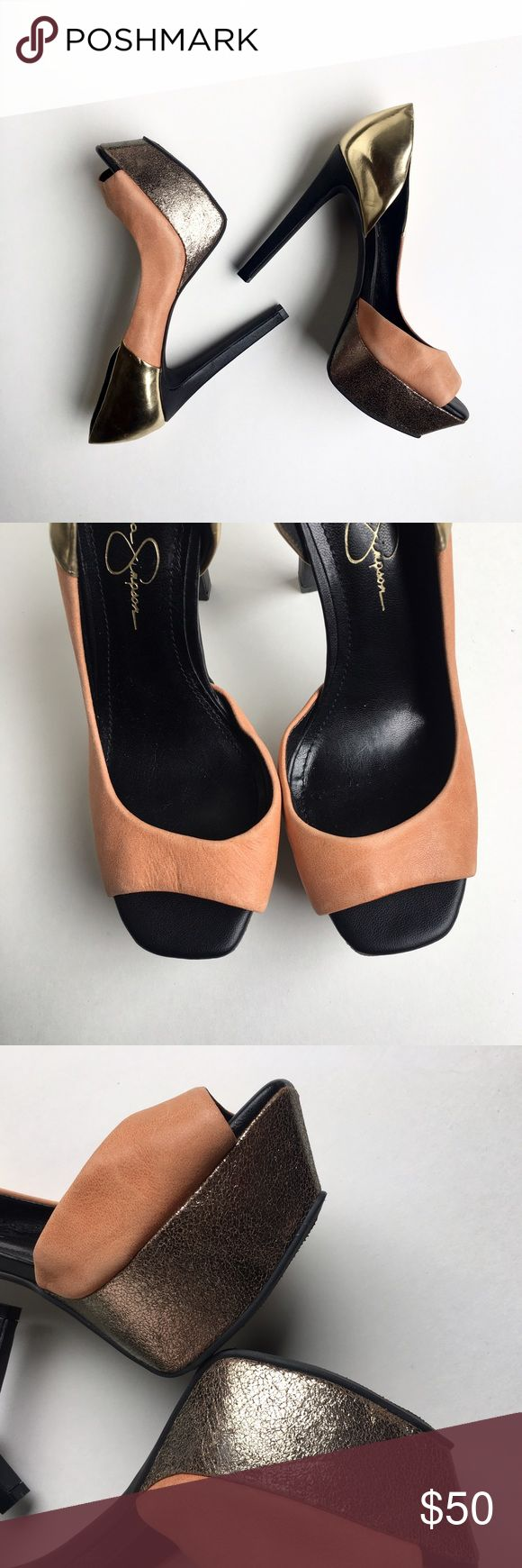 17 Best ideas about Gold And Black Heels on Pinterest ...