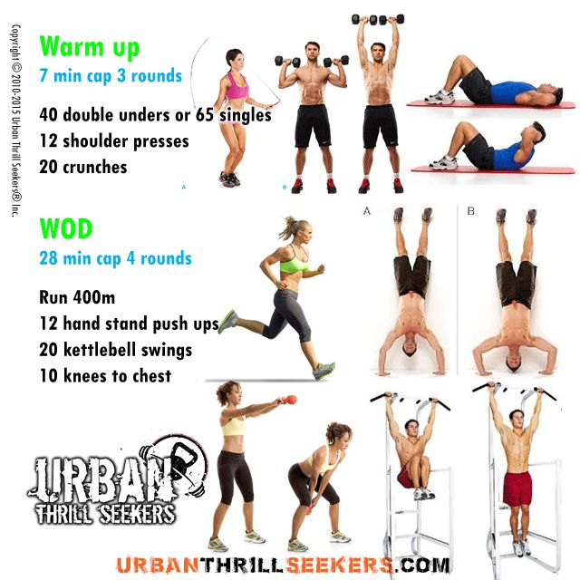 20 Minute Double Kettlebell Workout: 87 Best Daily Workout Images On Pinterest