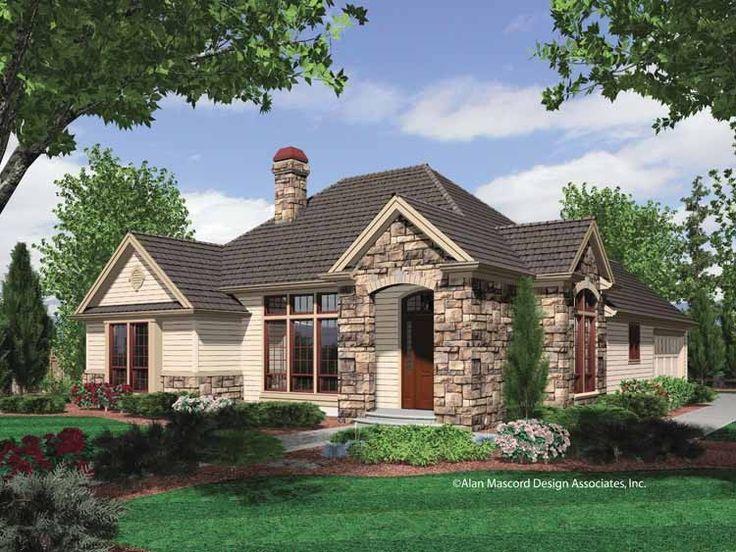 Best House Plans Bedroom Images On Pinterest Home Plans - Traditional house plans traditional home plans
