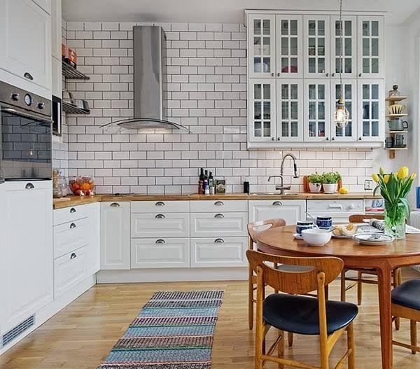 Cocinas de estilo nórdico - Decoración de Interiores y Exteriores - EstiloyDeco