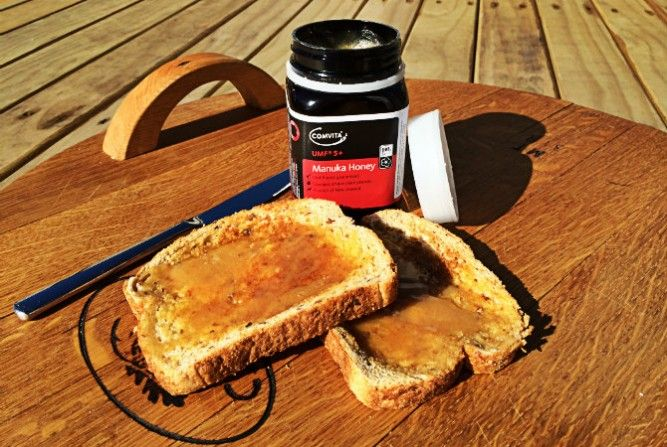 Check out our Comvita Manuka Honey UMF 5+ Review. It's a seriously good product. A little expensive but well worth it!