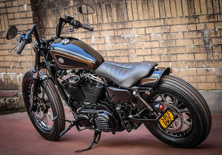 WestCoast H-D Build - Blog - Motorcycle Parts and Riding Gear - Roland Sands Design