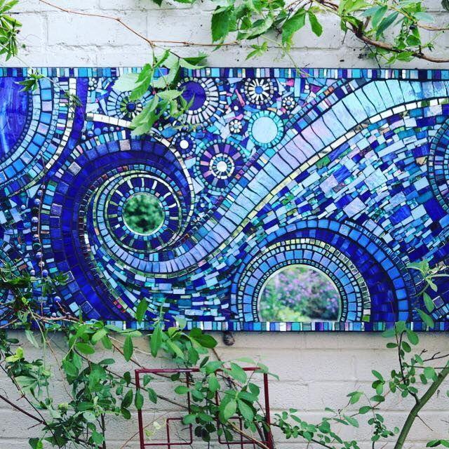 Mosaic Wall Art For Bathroom