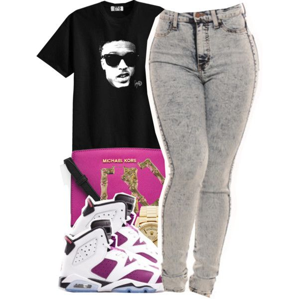Untitled #1428, created by ayline-somindless4rayray on Polyvore