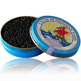 ~ caviar ~ petit mais... #small #caviar #petrossian