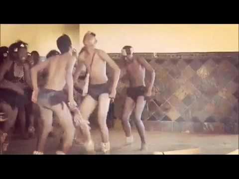 African Samba Dance