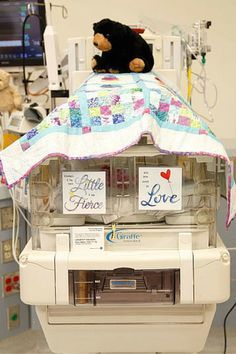 10 Things your NICU Nurses Wish You Knew: Personalize your space