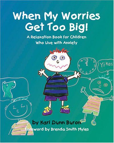Excellent Book to help students with managing anxiety which leads to acting out behaviors!
