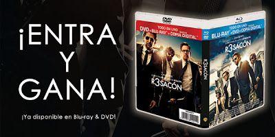 CONCURSO: Gana un DVD+Blu-ray+Copia digital de 'R3sacón' gracias a Warner Bros y Making Of