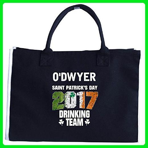 O'dwyer Irish St Patricks Day 2017 Drinking Team - Tote Bag - Totes (*Amazon Partner-Link)